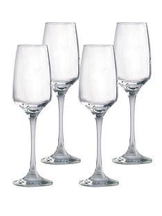 ravenhead-nova-4-flute-glasses