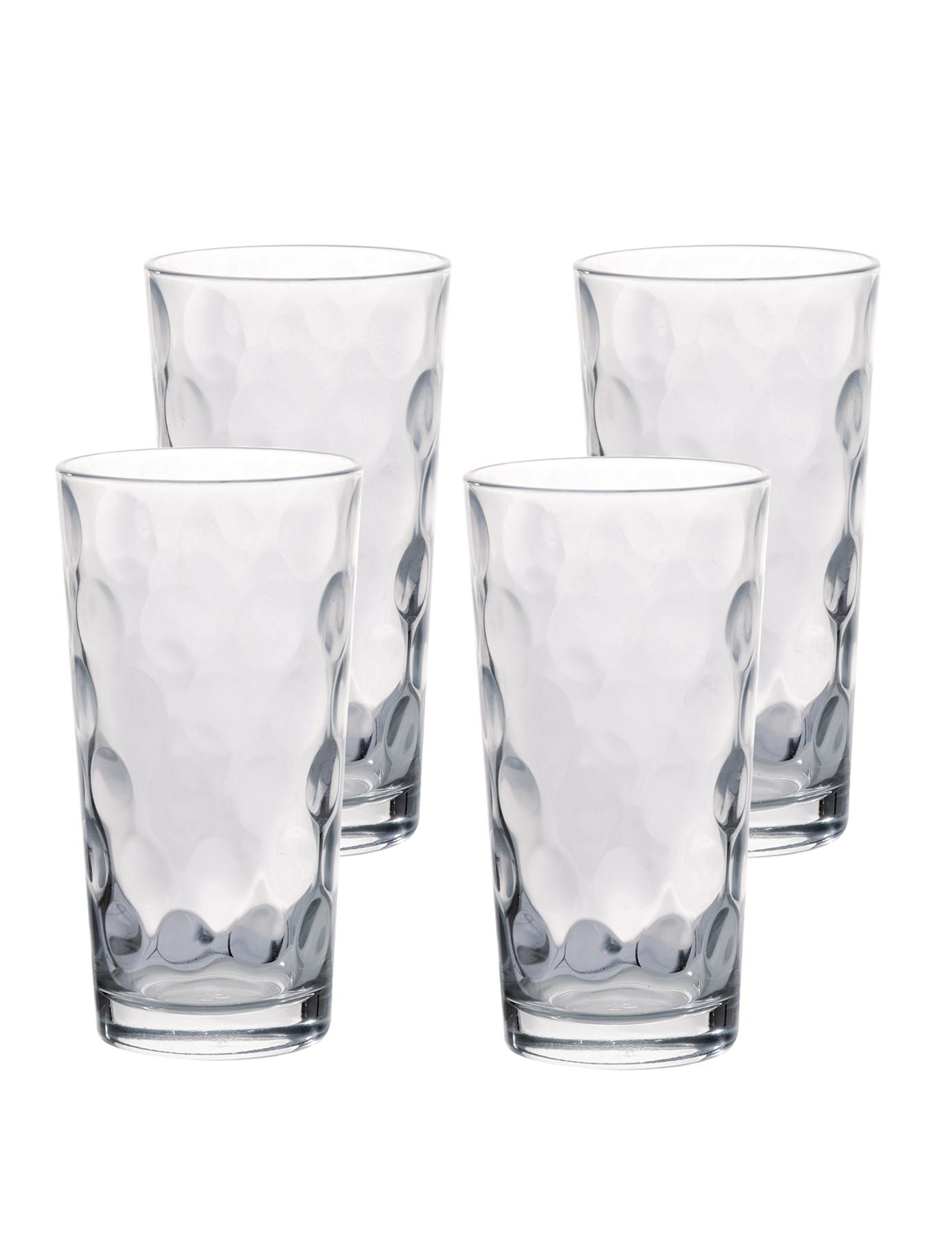 Viva 4 Hi Ball Glasses