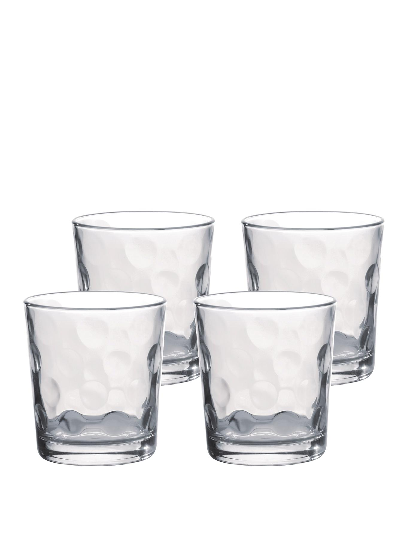 Viva 4 Mixer Glasses