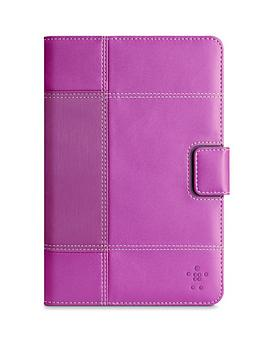 belkin-glam-tab-pu-cover-with-magnetic-tab-and-y-frame-stand-for-ipad-mini-magnetic-pink