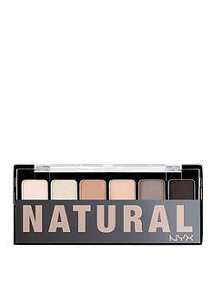 nyx-the-natural-palette