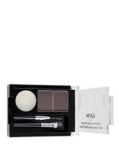 nyx-eyebrow-cake-powder-dark-brown