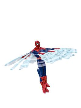 spiderman-flying-hero