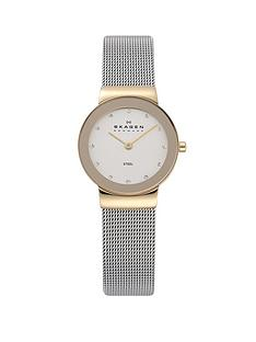 skagen-klassik-stainless-steel-small-wrist-ladies-watch