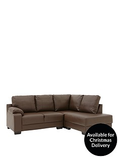 dino-right-hand-faux-leather-compact-corner-chasie-sofa