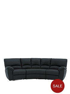 neve-faux-leather-corner-group-recliner-sofa