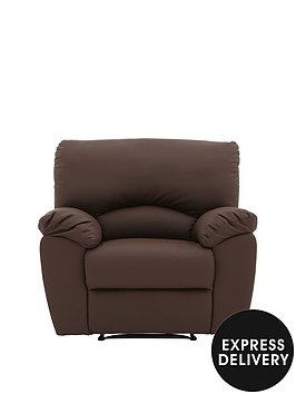 neve-faux-leather-recliner-armchair