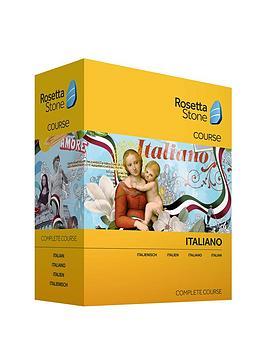 rosetta-stone-complete-italian-course