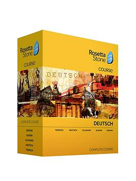 rosetta-stone-complete-german-course