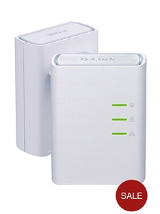 d-link-dhp-309av-powerline-av-mini-adapter-starter-kit