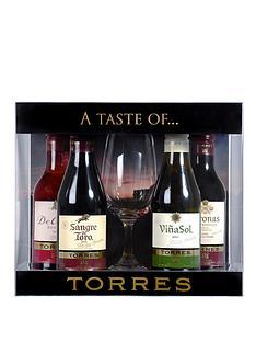 torres-taste-of-wine-selection