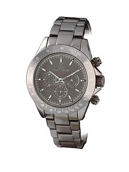 toy-watch-mens-metallic-pewter-chronograph-aluminium-watch