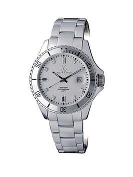toy-watch-ladies-metallic-silver-time-only-aluminium-watch-with-swarovski-stones