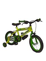 Scuffle 14 inch Boys Bike