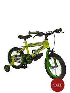 silverfox-scuffle-14-inch-boys-bike