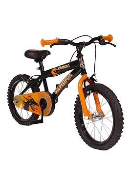 silverfox-komodo-16-inch-boys-bike