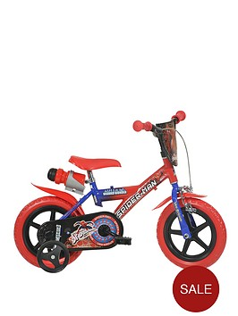 spiderman-ultimate-12-inch-dino-bike
