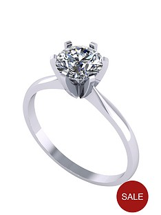 moissanite-platinum-1-carat-solitaire-ring