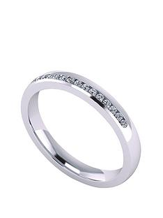 moissanite-platinum-15-points-set-wedding-band-free-personalisation