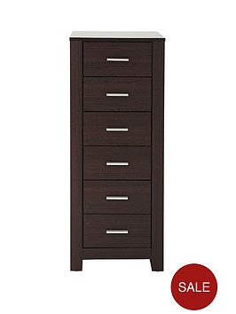 berlin-narrow-chest-of-6-drawers