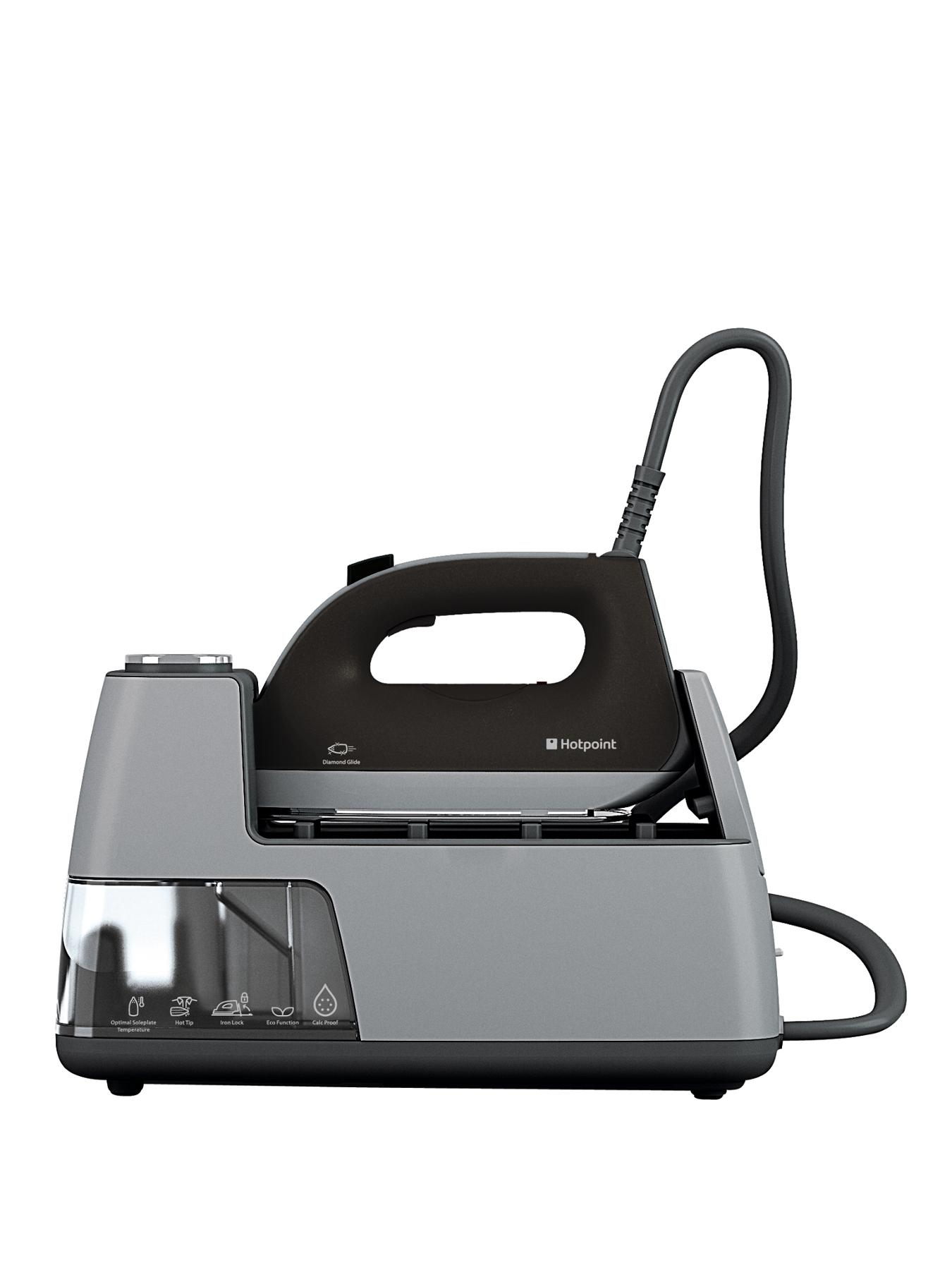 SGE12AA0 UK Steam Generator - Black