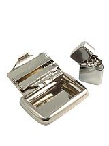 Personalised Lighter & Tobacco Tin