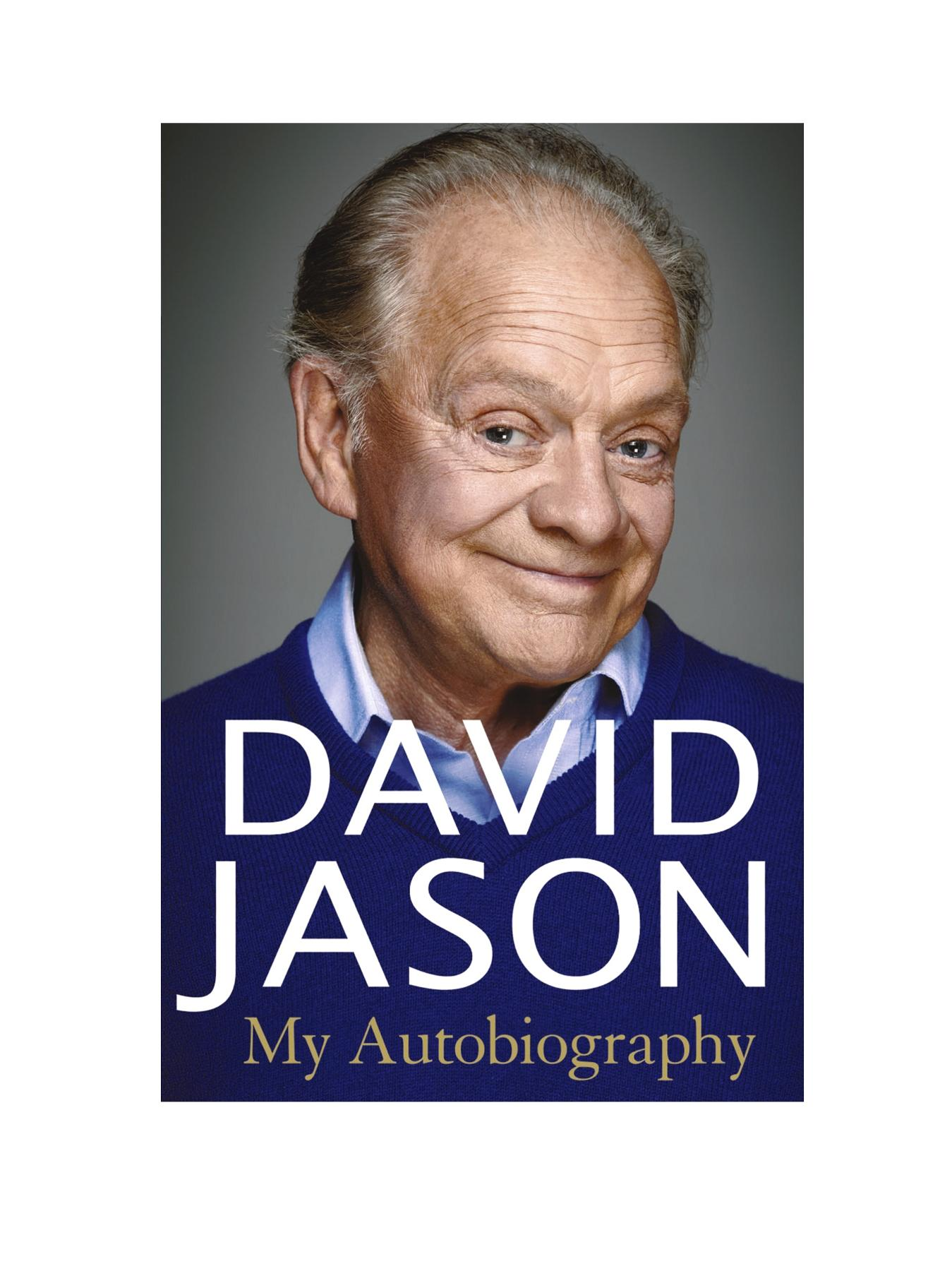 David Jason: The Autobiography by David Jason (Hardback)