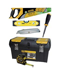 stanley-tool-box-and-tools