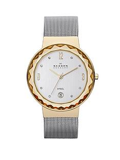 skagen-klassik-stainless-steel-wrist-ladies-watch