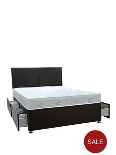 refresh-comfort-divan-bed-includes-headboard