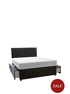 refresh-memory-divan-bed-includes-headboard