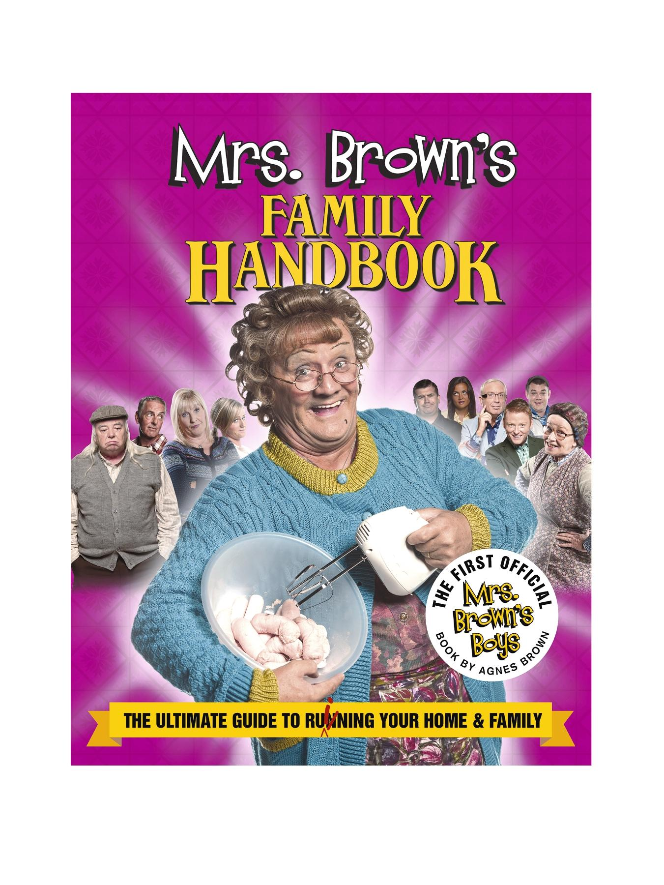 Mrs Brown's Guide to Household Management (Hardback)