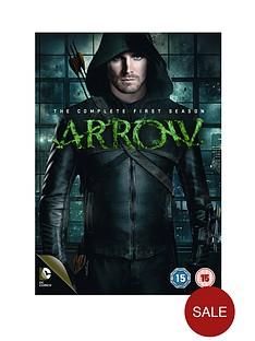 arrow--series-1-dvd