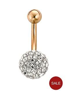 simply-rhona-9-carat-gold-crystal-ball-body-bar