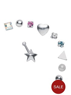 love-silver-sterling-silver-nose-set-set-of-10