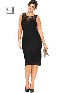 lace-midi-dress