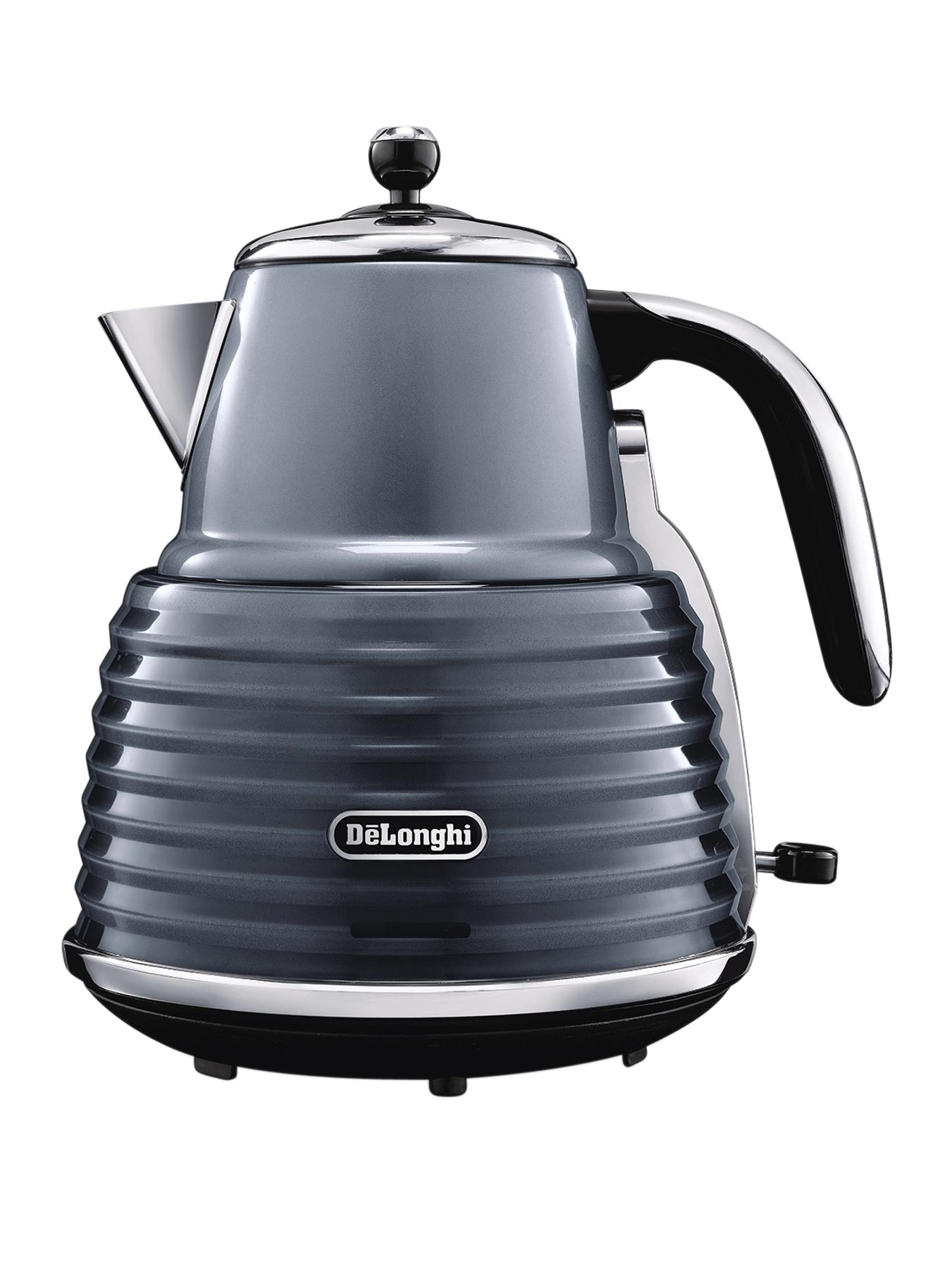 Scultura Kettle KBZ3001.GR - Gunmetal Grey