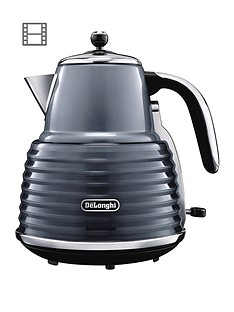 delonghi-scultura-kettle-kbz3001gr-gunmetal-grey