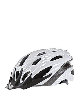raleigh-mission-silver-shadow-cycle-helmet-58-62-cm