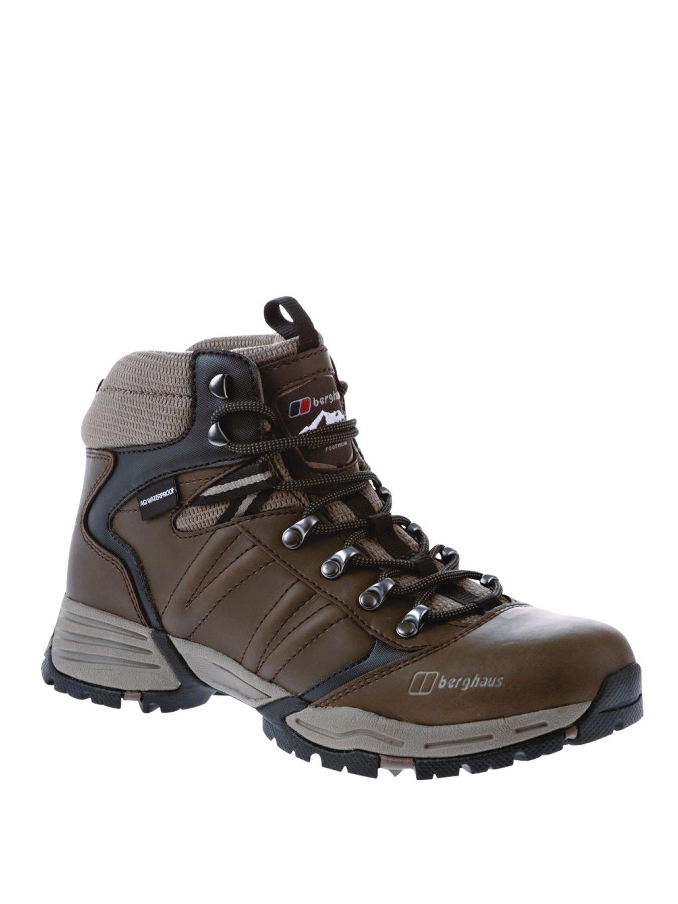 Expeditor AQ Leathr Men's Hiking Boots, Brown.