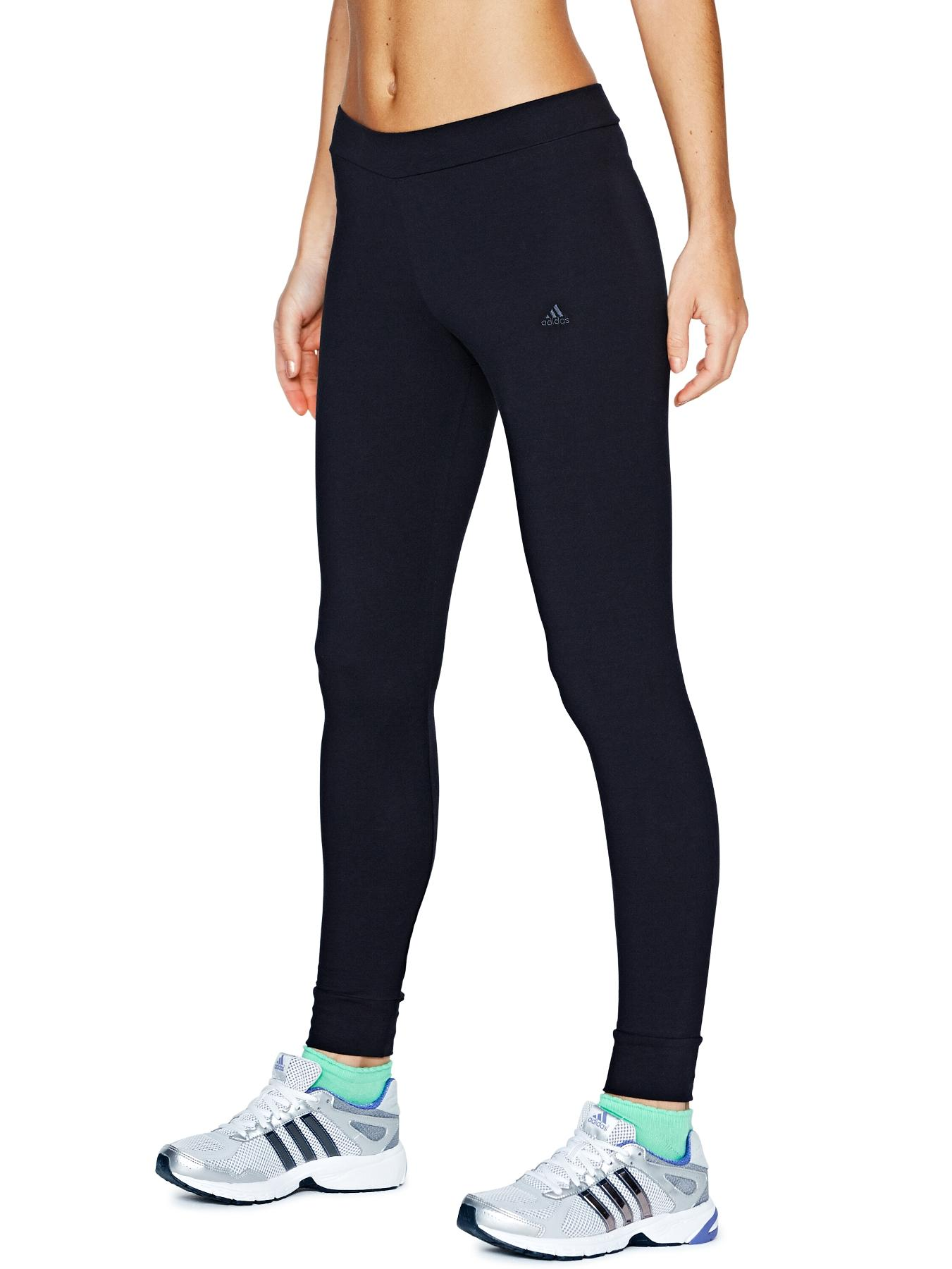 Clima Essentials Tights, Black