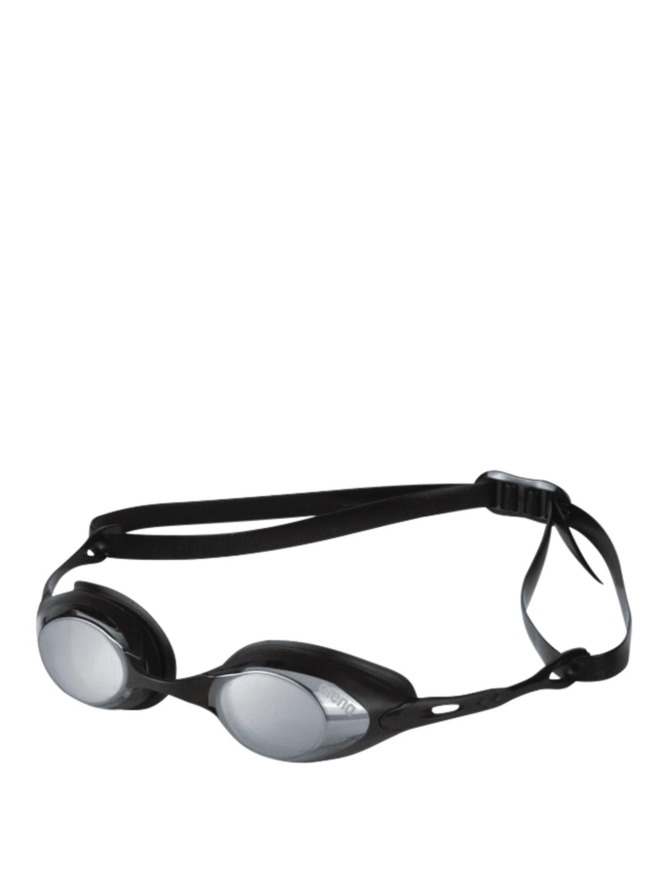 Cobra Mirror Goggles, Black