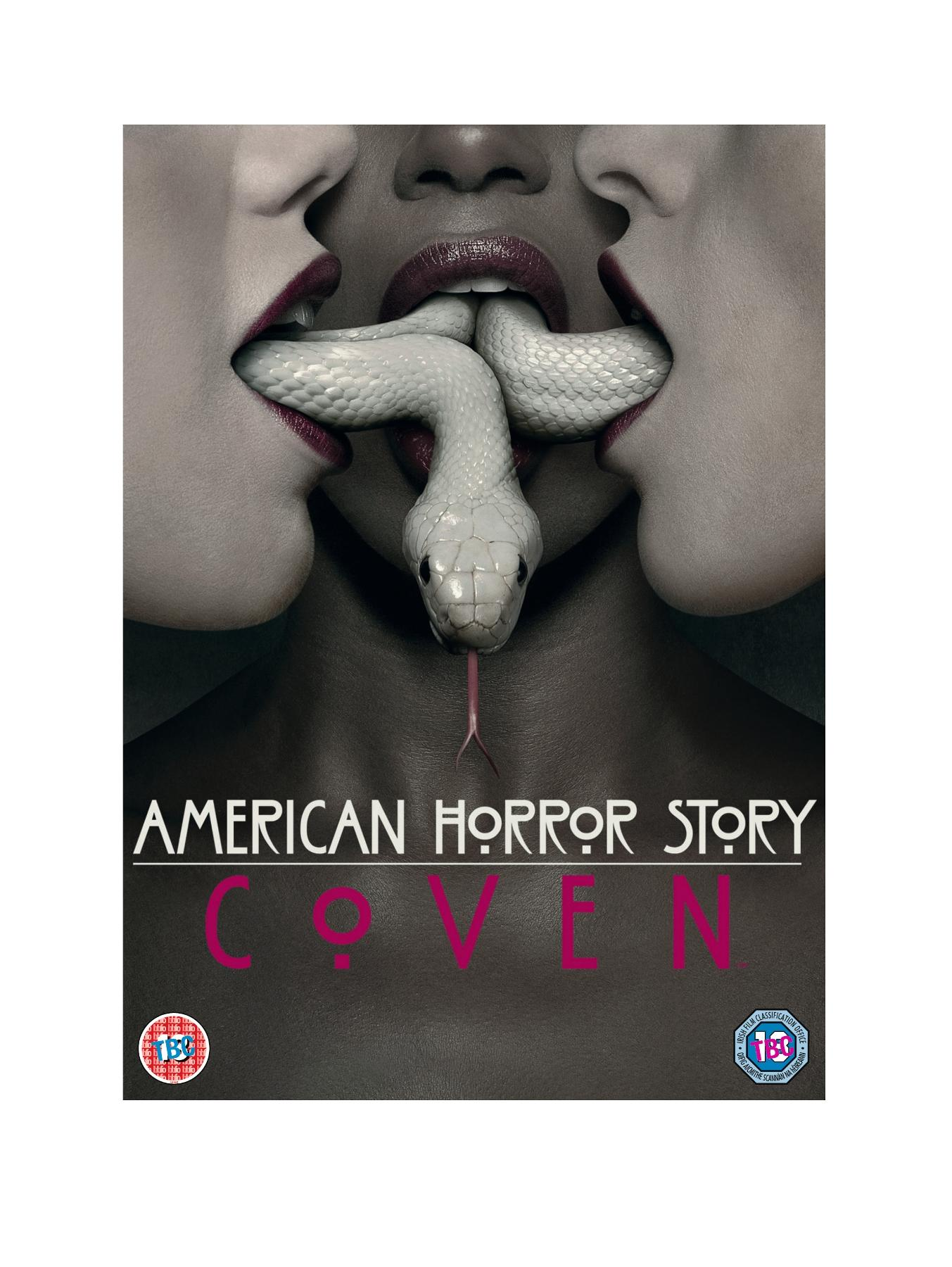 American Horror Story: Coven DVD