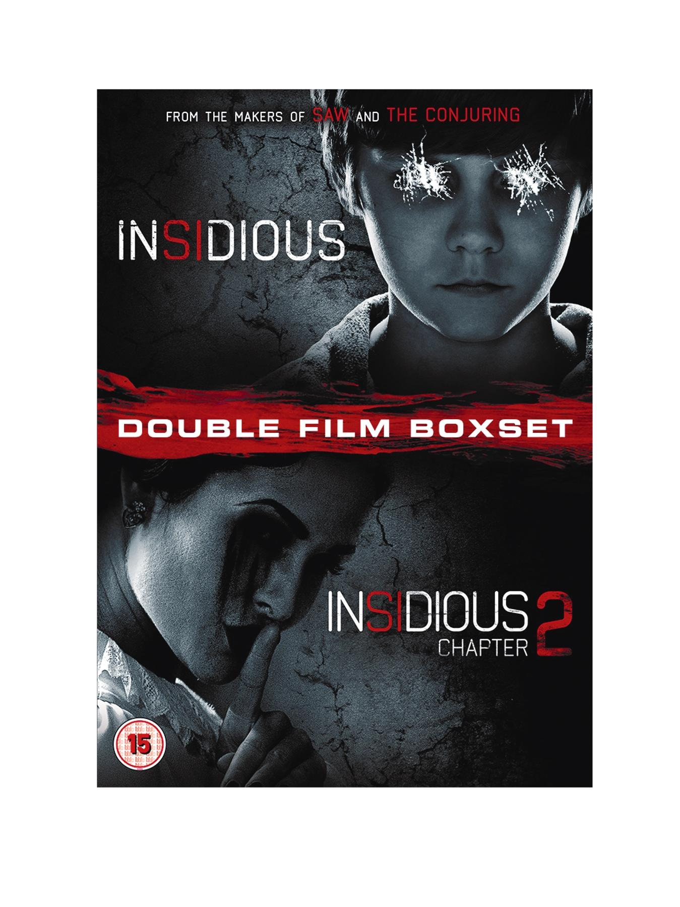 Insidious 1-2 DVD