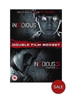 insidious-1-2-dvd