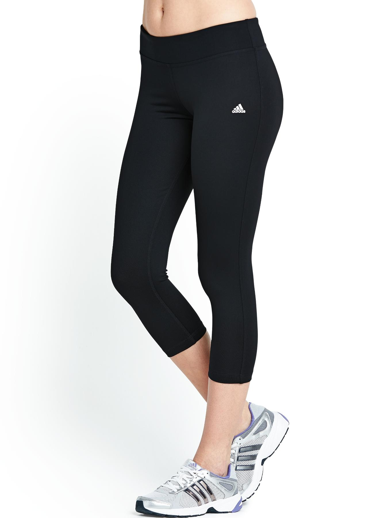 Clima Essentials 3/4 Tights, Black