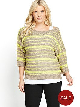 so-fabulous-stripe-tape-jumper-available-in-sizes-14-28