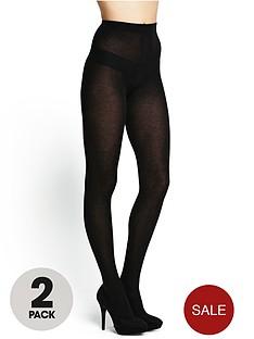 love-label-super-soft-woollen-tights-2-pack