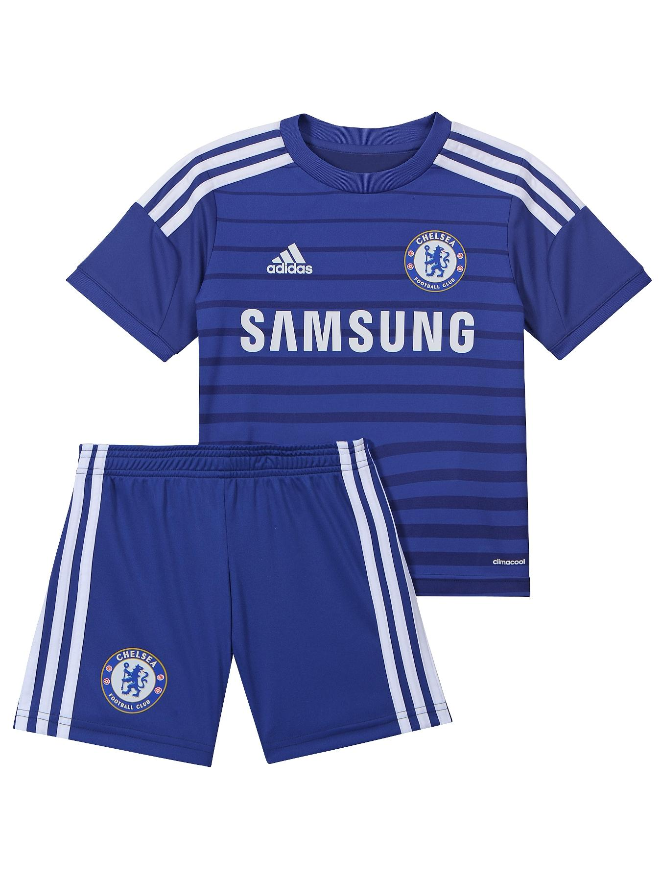 Chelsea 2014/15 Home Mini Kit, Blue