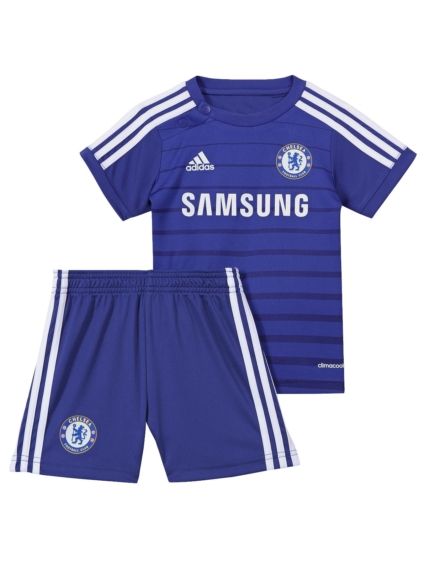 Chelsea 2014/15 Home Baby Kit, Blue